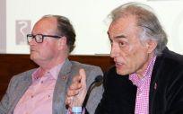 Jordi Cruz y Josep Maria Puig, de Metges.