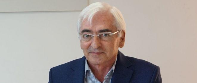 El director gerente del Servicio Navarro de Salud-Osasunbidea, Óscar Moracho