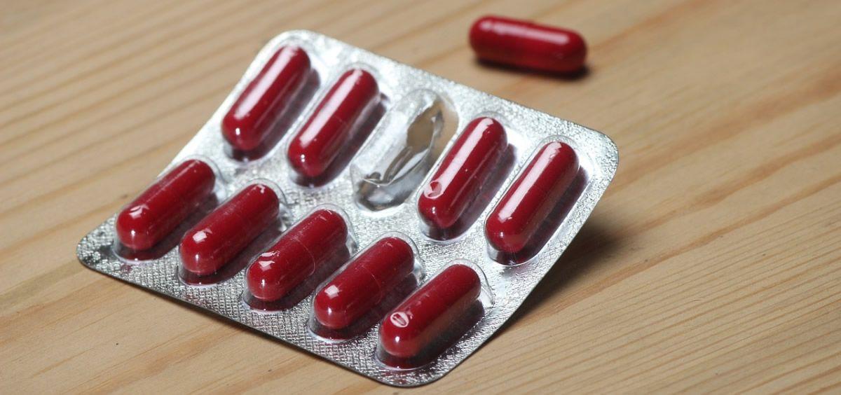 Productos farmacéuticos (Foto: Pixabay)