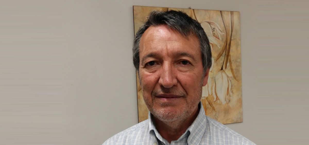 El doctor Andrés Zamorano, vicepresidente del CNPT