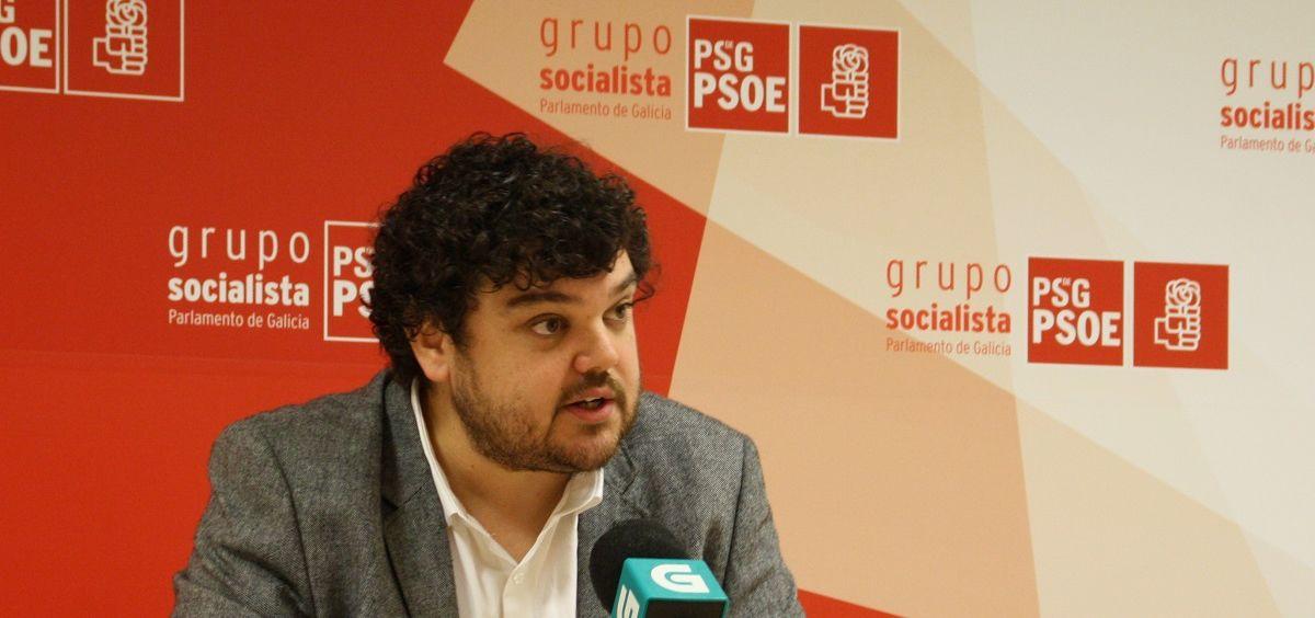 """El PSdeG reprocha el """"cinismo insoportable del PP"""" con el superávit"""