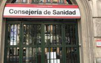 Consejería de Sanidad de la Comunidad de Madrid. (Foto. ConSalud)