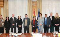 Carcedo en su primera reunión con el Comité Asesor para la financiación de la Prestación Farmacéutica