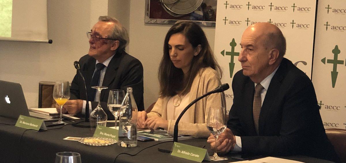 Rueda de prensa de la investigación del CNIO sobre el cáncer de páncreas
