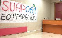 Protesta del Servicio de Urgencias de Atención Primaria en Cantabria