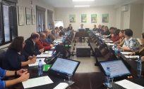 Reunión del Comité Ejecutivo del Sindicato de Enfermería (Satse)