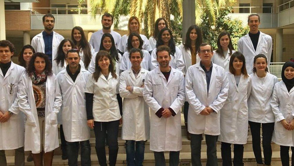 Investigadores del estudio Predimed del Ciberobn