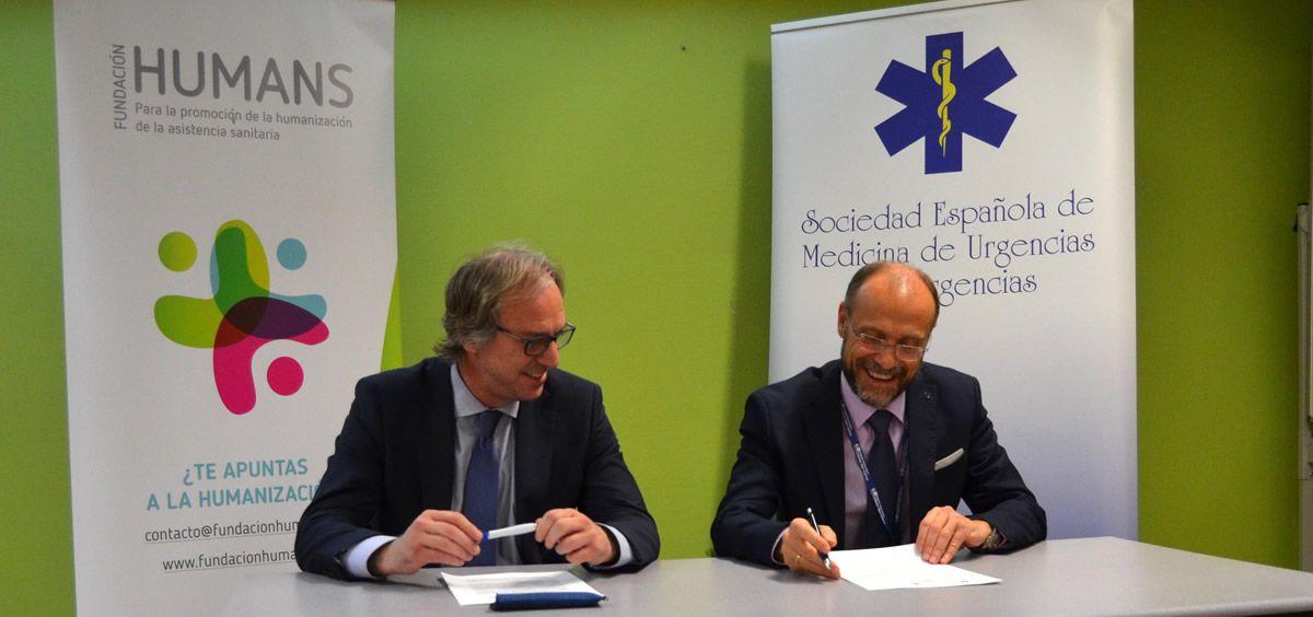 Semes y la Fundación Humans colaboran para formar en humanización a los profesionales de Urgencias y Emergencias