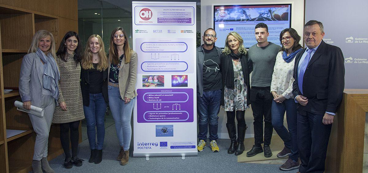 Presentación del Proyecto 'Prevention OH' (Eduardo Bastida)