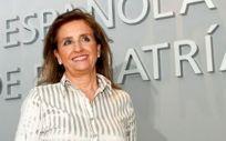 María José Mellado, presidenta de la Asociación Española de Pediatría (AEP).
