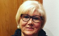 La presidenta de Asociación de Víctimas de Negligencias Sanitarias (Avinesa), María Antonia Moral.