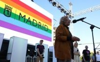 """Carmena, satisfecha por la atención sanitaria en el World Pride: """"A la altura del evento mundial"""""""