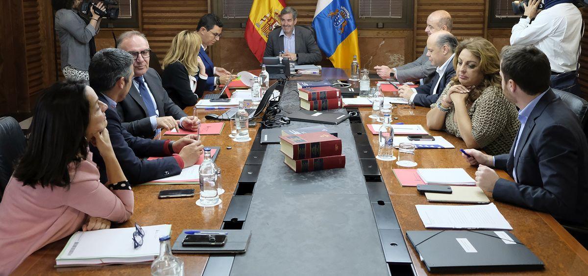 Canarias ha aumentado el presupuesto para las obras del Complejo Hospitalario Insular Materno Infantil
