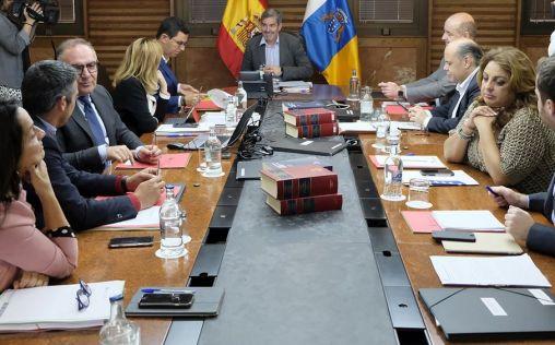 Canarias destinará 3,5 millones a mejorar el Complejo Hospitalario Insular-Materno Infantil