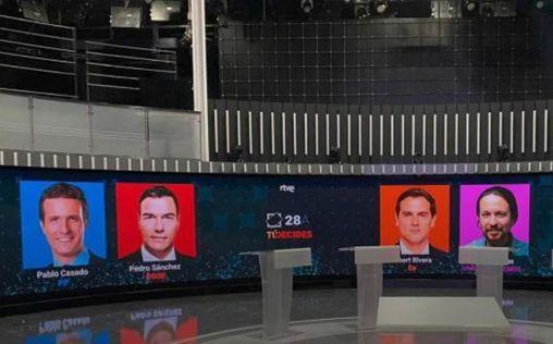 Debate a 4: las propuestas sanitarias de las que hablarán los líderes políticos