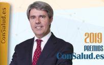 Ángel Garrido, premio ConSalud al Político del Año Más Sensibilizado con la Sanidad
