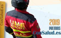 UME, Premio ConSalud 2019 a la Solidaridad