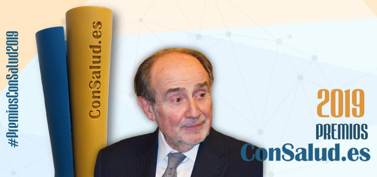 Joaquín Poch, Premio ConSalud 2019 a la Trayectoria Profesional