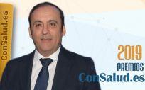 Eduardo Pastor, presidente de Cofares, Premio Especial ConSalud 2019