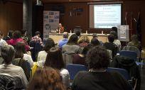 I Jornada de Investigación, organizada por la Sociedad Riojana de Medicina Familiar y Comunitaria y por la Unidad Docente de esta especialidad del Servicio Riojano de Salud (Eduardo Bastida)