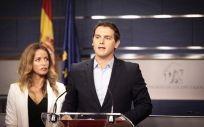 """Albert Rivera: """"El debate sobre la gestación subrogada ya está abierto en España. Ahora toca ser valientes"""""""