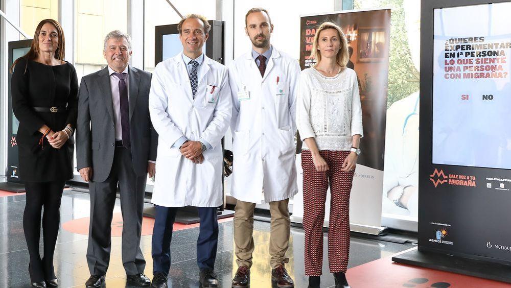 El encuentro, celebrado en el Hospital Universitario Quirónsalud Madrid, estuvo dirigido a pacientes y profesionales sanitarios.