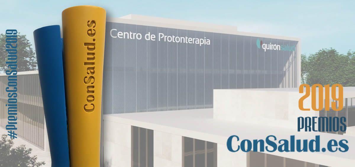 Centro de Protonterapia, Premio ConSalud 2019 al Proyecto Tecnológico