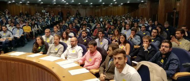 Jose Manuel Busto Leis, número 1 el MIR, junto a los estudiantes con las mejores puntuaciones