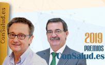 Josep María Pomar y Manuel Molina, Premios ConSalud 2019