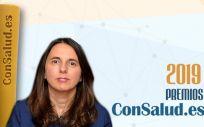 Raquel Murillo, directora general adjunta de AMA, Premio ConSalud 2019