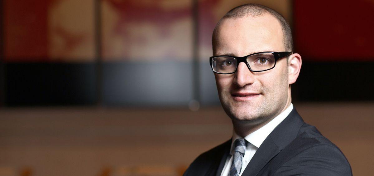 Jens Spahn, ministro de salud de Alemania2
