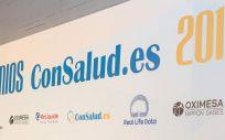 Más de 300 personas asistieron a la entrega de los Premios ConSalud 2019