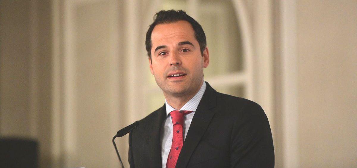 Ignacio Aguado, candidato de Ciudadanos a presidir la Comunidad de Madrid.