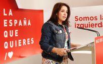 Adriana Lastra, vicesecretaria general del PSOE.