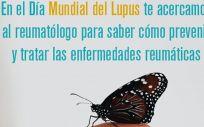 El 10 de mayo se celebra el Día Mundial del Lupus