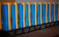 Estatuillas de los Premios ConSalud 2019
