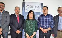 Participantes en la en la Cátedra QUAES UPV