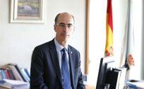 Jesús Vázquez Almuiña, consejero de Sanidad de Galicia
