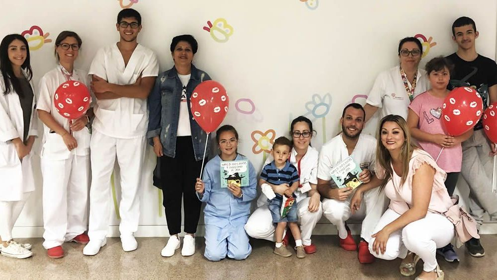 Día del Niño Hospitalizado en el Hospital de Vinalopó