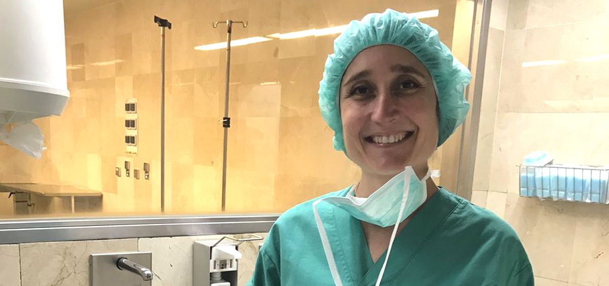 Resultado de imagen de marta sibina enfermera