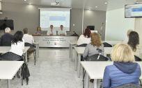 Momento de la celebración de la jornada en el Hospital Universitario de Gran Canaria Doctor Negrín