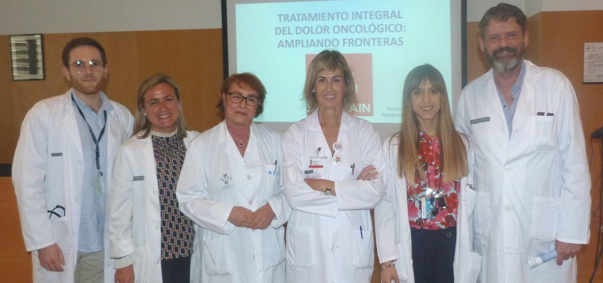 """I Jornada """"Tratamiento Integral del Dolor Oncológico dirigida a médicos residentes del Departamento de Sant Joan."""