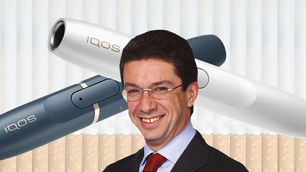 André Calantzopoulos, CEO de Philip Morris.