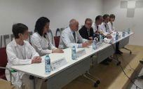 El HUCA a la vanguardia en el tratamiento de pacientes con cáncer