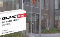 Sanidad recomienda dejar de consumir Tofacitinib de Pfizer por riesgo de embolia