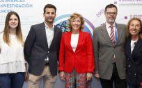 """Presentación de la campaña """"Dialogos de Salud y Cáncer"""" celebrada en Granada"""