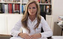 Dra. Gomez Arrayás , jefa de la Unidad de Traumatología General del Hospital Ruber Internacional