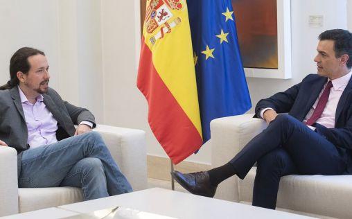 El vaivén de ofertas y contraofertas sanitarias entre PSOE y Unidas Podemos