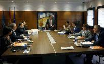 Una imagen del Consejo de Gobierno del Principado de Asturias (Foto. Gobierno del Principado de Asturias)