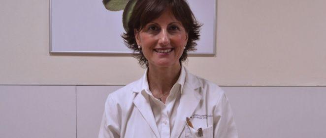 Según la doctora Pilar Llamas, ''en el mieloma múltiple, los fármacos inmunomoduladores pueden tener acciones directas frente a las células tumorales''
